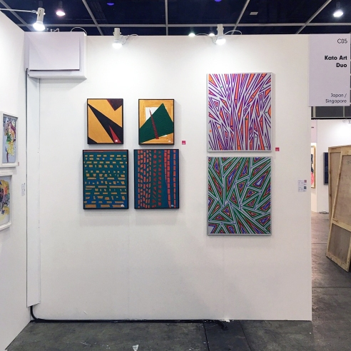 Affordable Art Fair Hong Kong 2016