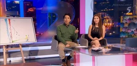 Kukoku Tamura on TV