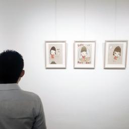 Picture Box - Nara Yoshitomo 2016